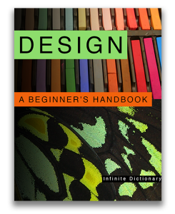 Book cover for Design: A Beginner's Handbook