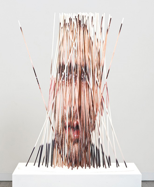photo sculpture