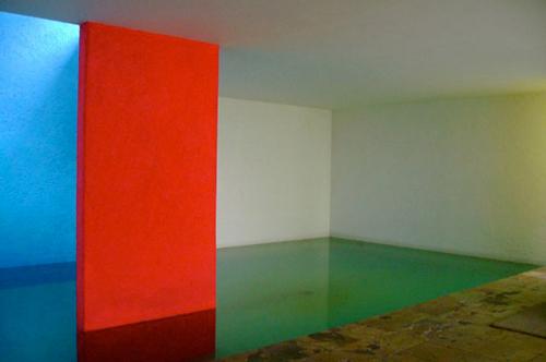 Casa Gilardi by Luis Baragan