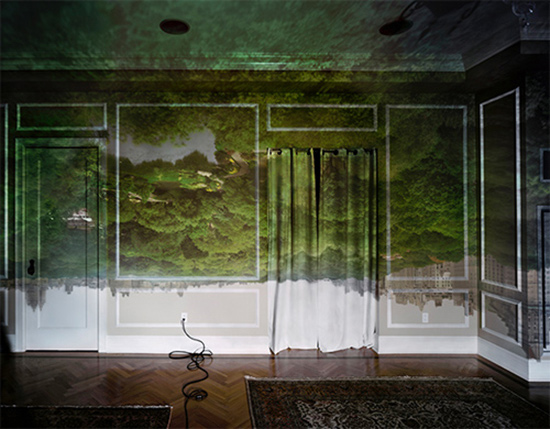 "Abelardo Morell ""Camera Obscura: View of Central Park Looking North-Summer,"" 2008"
