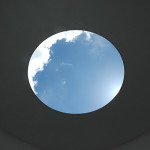 Light and Space installation by James Turrell