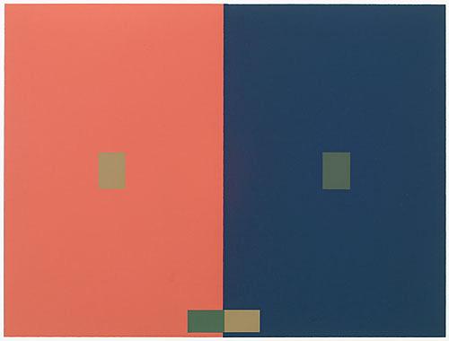 Joseph Albers color investigation