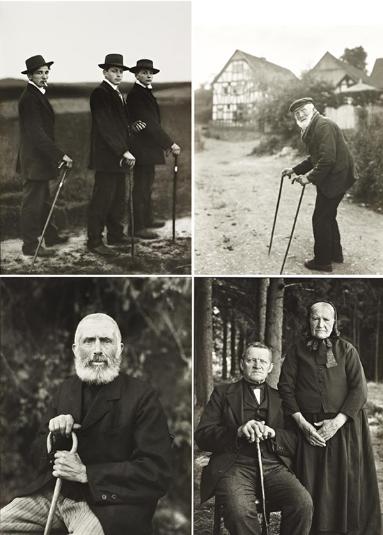 Photographs by August Sander