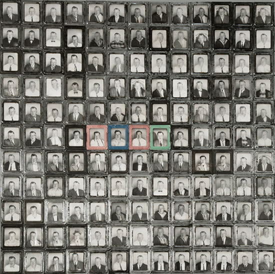 Photographic typology by Franklyn Swantek