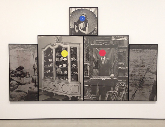 Baldessari at the Broad Museum