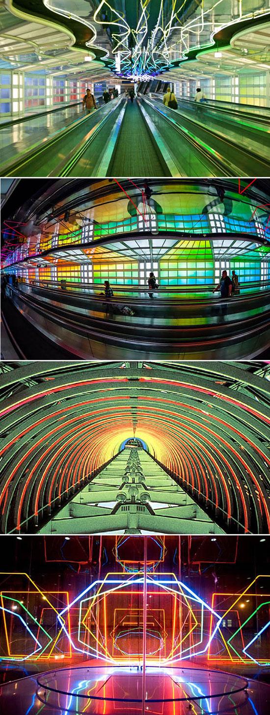 neon art by Michael Hayden
